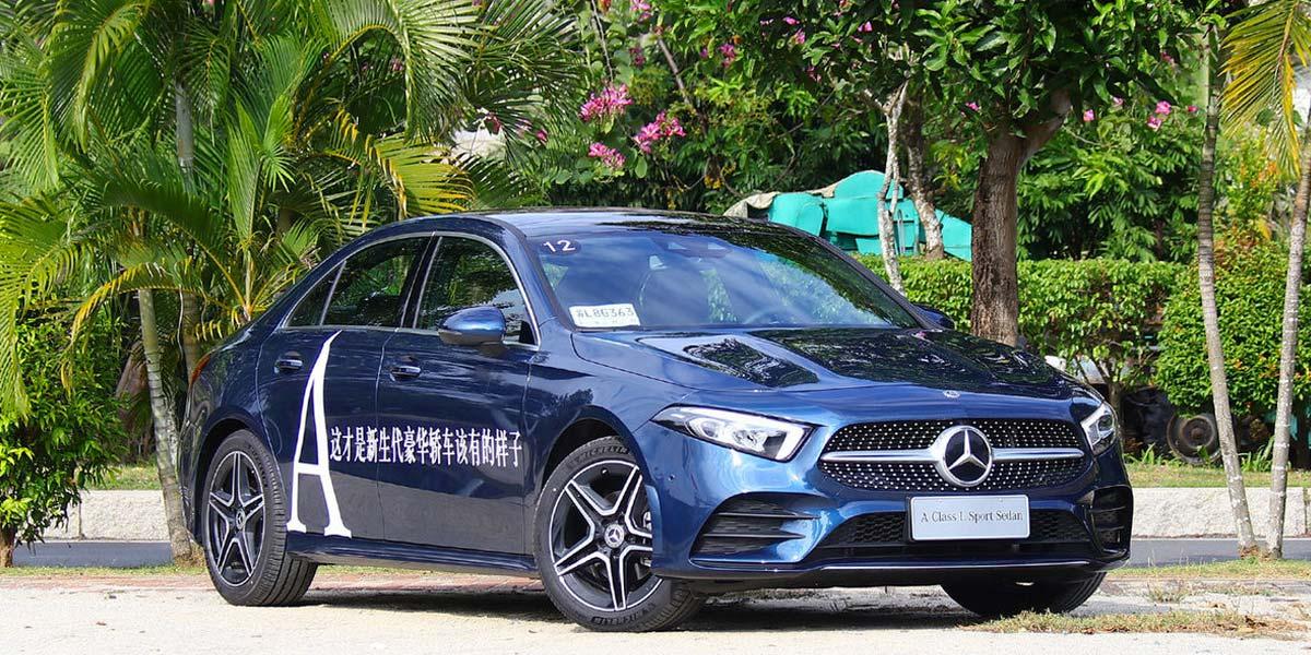 奔驰8月全球销量近19万辆 中国市场占比超3成