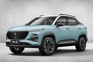 新寶駿小型SUV RS-3官圖曝光 將于10月正式上市