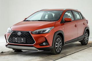廣汽豐田致炫X正式上市 售8.98-10.38萬元