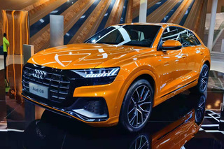向頂級SUV市場進發 全新奧迪Q8售76.88萬元起
