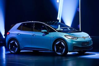 將由上汽大眾投產 大眾ID.3純電動車國內首秀