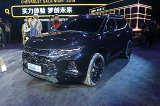 全球同步引入 雪佛蘭全新7座中大型SUV發布亮相