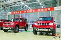 北京越野全年销量预计超3万 明年销量目标冲4万