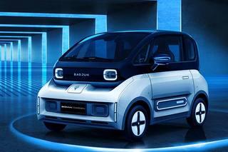 呆萌科技范儿 新宝骏首款新能源汽车设计图曝光