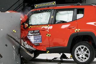 Jeep自由俠碰撞測試解析 乘員保護充分