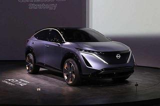進一步提升電動車性能 日產推出e-4ORCE技術
