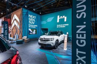 雪鐵龍首款插電混動SUV全球首發 將于年內入華