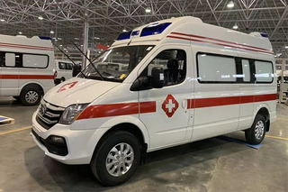 上汽MAXUS響應抗疫情號召 緊急生產負壓型救護車