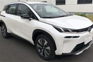 廣汽新能源全新車型曝光 有望提供多種續航版本