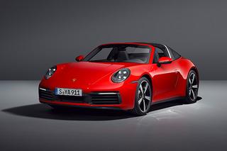 保时捷全新911 Targa将于6月20日全球首秀