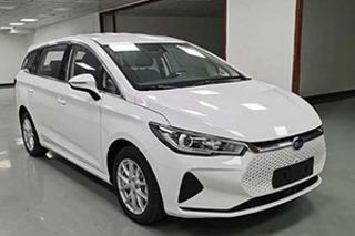 e铺天盖地增新车型 新款比亚迪e6反映图/永恒MPV