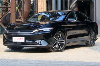 比亚迪汉当日上市 推双动力4款车型/盗卖23万起