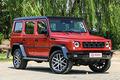 2020款BJ80正式上市 售29.8万-39.8万元