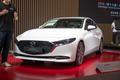 2020年北京车展实拍:马自达100周年特别纪念款