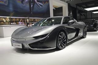 概念车也能上路了?盘点2018广州车展造车新势力