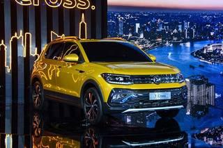 竞争东风本田XR-V 上汽大众T-Cross将于今日上市