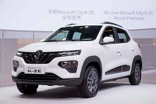 进军新能源市场 东风雷诺纯电动SUV 9月5日上市